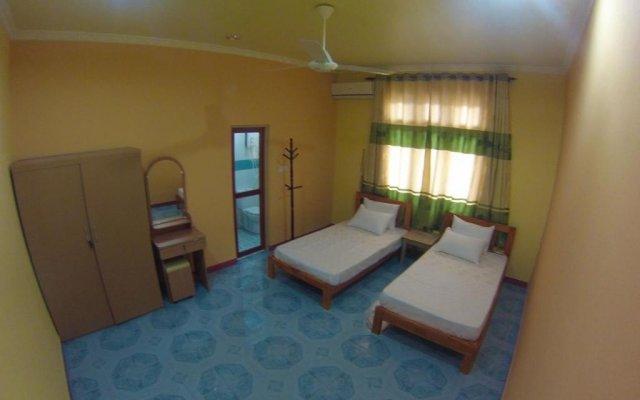 Отель Jail Break Surf Inn комната для гостей