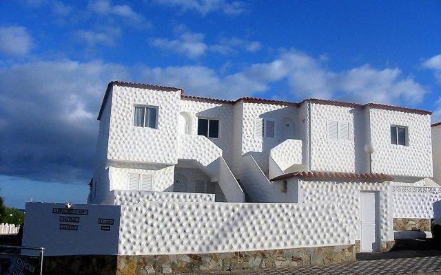Отель Solymar Jasmin A8 вид на фасад