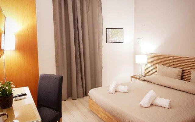 Отель Palermo Inn Италия, Палермо - отзывы, цены и фото номеров - забронировать отель Palermo Inn онлайн комната для гостей