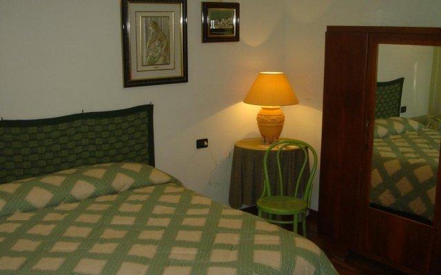 Отель B&B Le Rondinelle Сполето комната для гостей