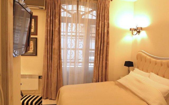 Отель Star Moda Rooms Белград комната для гостей