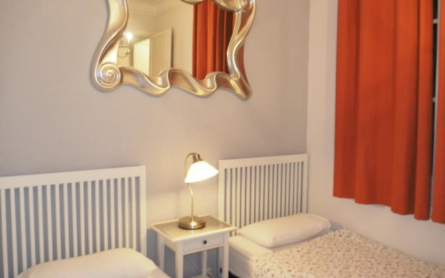 Отель Whatching Sagrada Familia Барселона комната для гостей