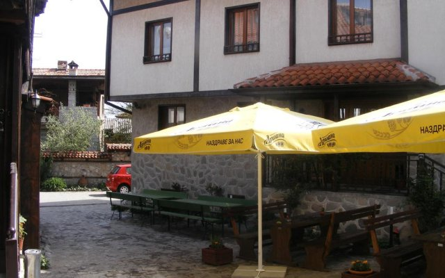 Отель Todeva House вид на фасад