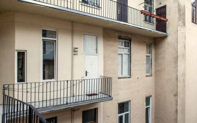 Гостиница RentLviv24 - Kopernik вид на фасад