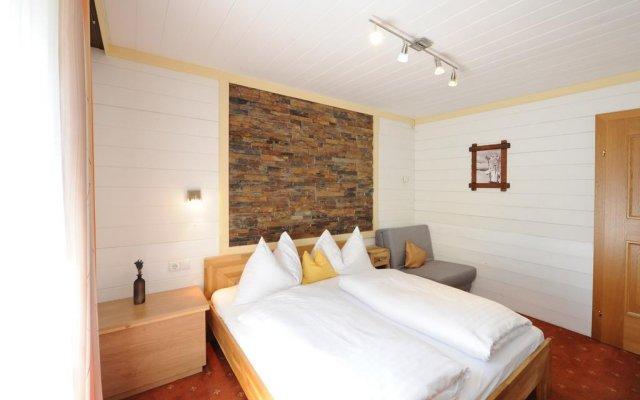 Отель Appartement Auernigg комната для гостей