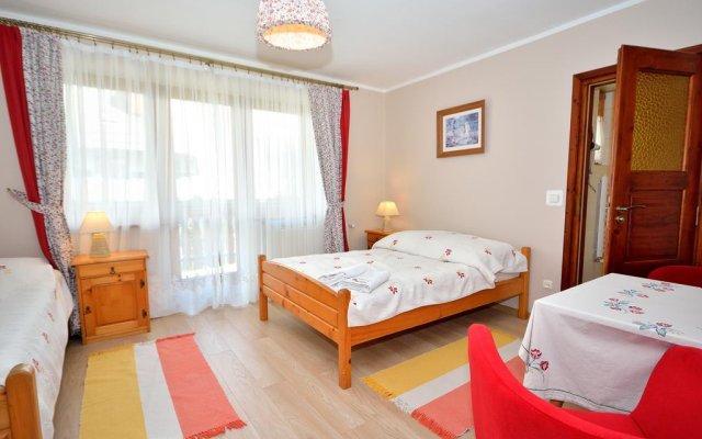 Отель Pokoje Gościnne Pod Lipą Закопане комната для гостей
