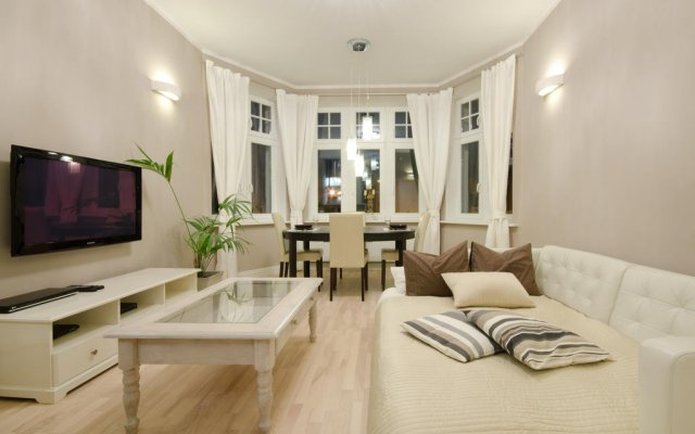 Отель Apartament Molo Польша, Сопот - отзывы, цены и фото номеров - забронировать отель Apartament Molo онлайн комната для гостей