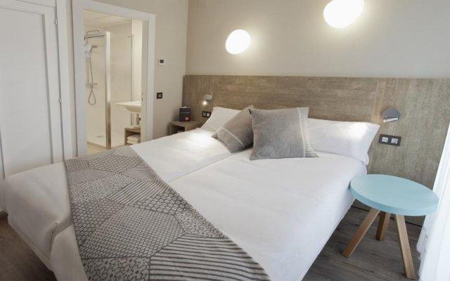 Hotel Dos Rios комната для гостей