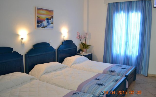 Hotel Lignos комната для гостей