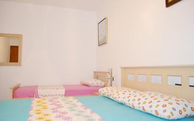 Отель Azzurra Apartments Албания, Саранда - отзывы, цены и фото номеров - забронировать отель Azzurra Apartments онлайн комната для гостей