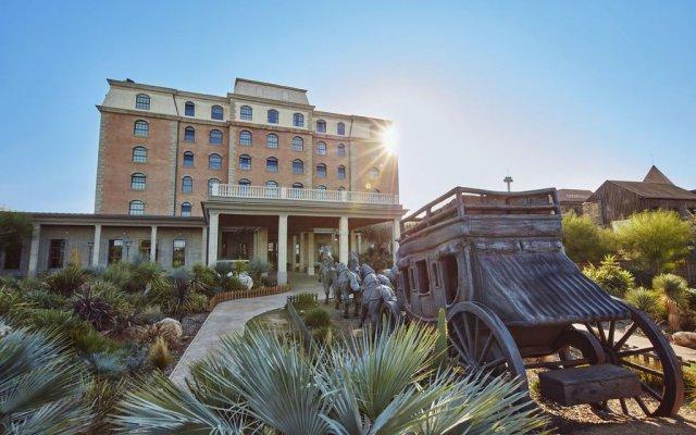 PortAventura® Hotel Gold River вид на фасад