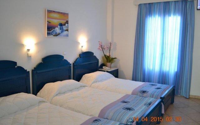 Отель Lignos Греция, Остров Санторини - отзывы, цены и фото номеров - забронировать отель Lignos онлайн комната для гостей