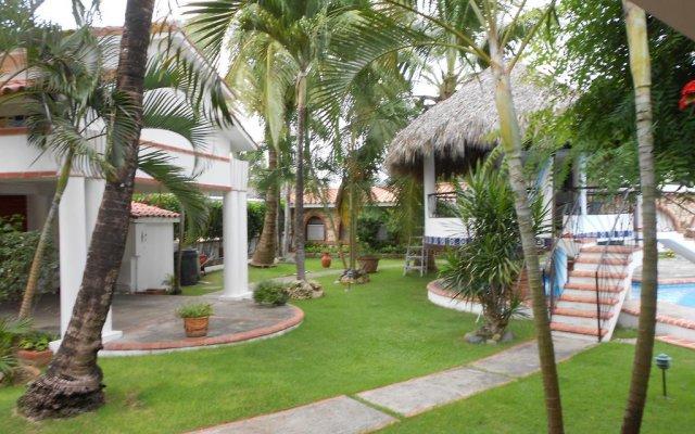 Отель Residencial Las Tejas