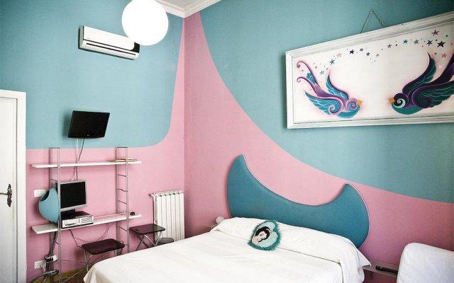 Отель Casa Dei Colori комната для гостей