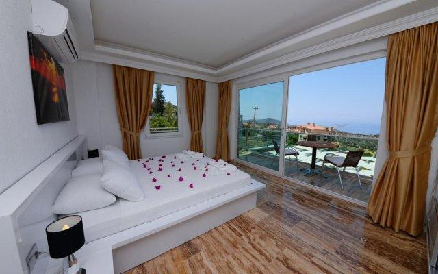 Отель Villa Tiger Exclusive by Akdenizvillam Патара комната для гостей