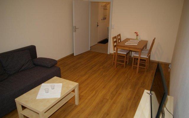 Отель Ferienwohnungen Albert - Dresden Zentrum комната для гостей