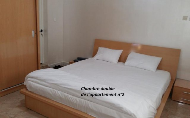 Residence De La Plage in Nouakchott, Mauritania from 155$, photos, reviews - zenhotels.com guestroom