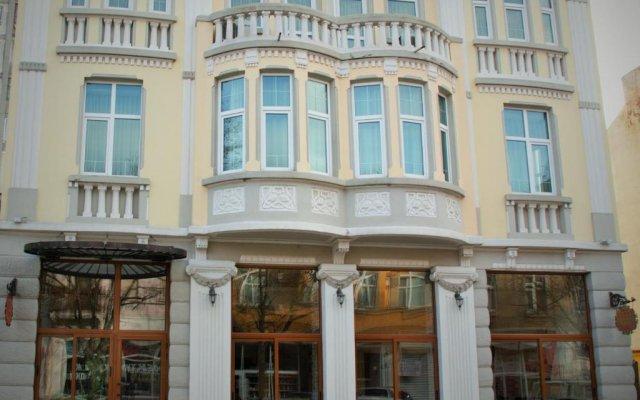 Отель Chiplakoff Болгария, Бургас - отзывы, цены и фото номеров - забронировать отель Chiplakoff онлайн вид на фасад
