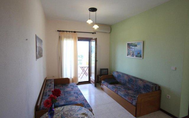 Апартаменты Elena Apartments & Studios Ситония комната для гостей