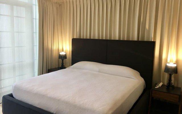 Отель The Cube комната для гостей