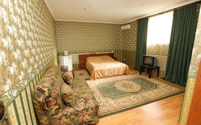 Мини-отель Домашний Очаг Краснодар комната для гостей