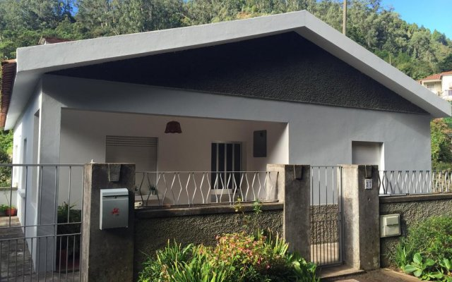Отель Casa do Santo вид на фасад