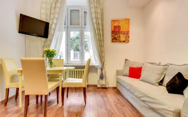 Отель Dom & House - Apartamenty Monte Cassino Сопот комната для гостей