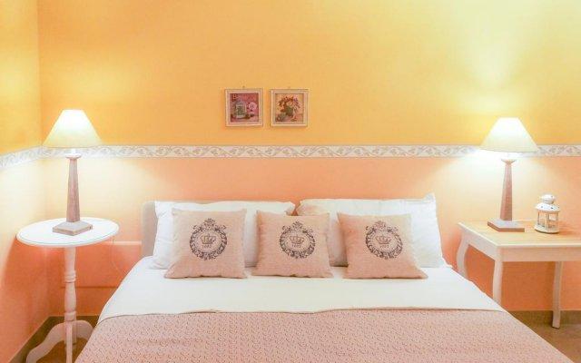 Отель Villa Margherita Лечче комната для гостей