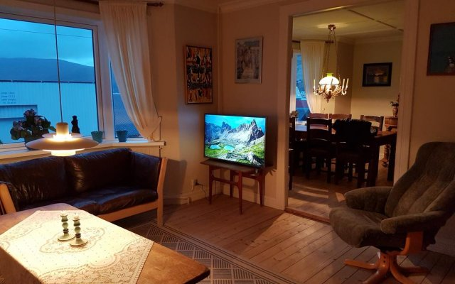Budget Guesthouse Borgustova