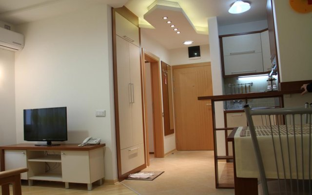 Отель C5 Apartments Сербия, Белград - отзывы, цены и фото номеров - забронировать отель C5 Apartments онлайн комната для гостей