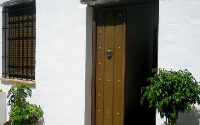Отель Chalet rural Cuesta la Ermita вид на фасад