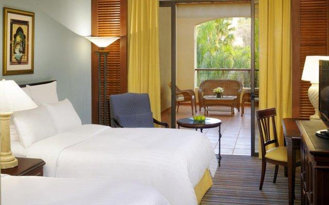 Отель Dead Sea Marriott Resort & Spa Иордания, Сваймех - отзывы, цены и фото номеров - забронировать отель Dead Sea Marriott Resort & Spa онлайн комната для гостей