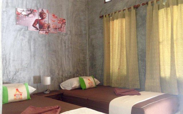 Отель The Earth House комната для гостей