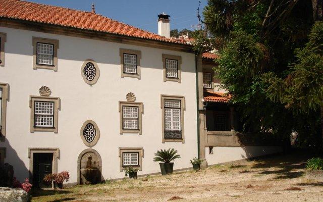 Отель Quinta de Santa Júlia вид на фасад