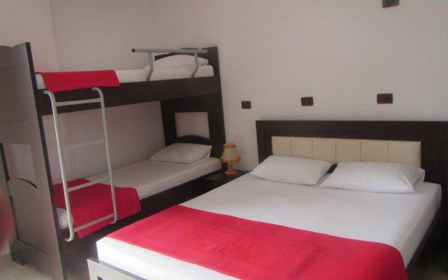 Отель Villa Ideal Албания, Ксамил - отзывы, цены и фото номеров - забронировать отель Villa Ideal онлайн комната для гостей