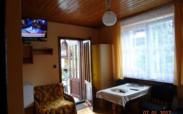 Отель Pokoje Gościnne комната для гостей
