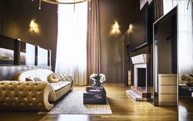 Отель Spagna Royal Suite комната для гостей