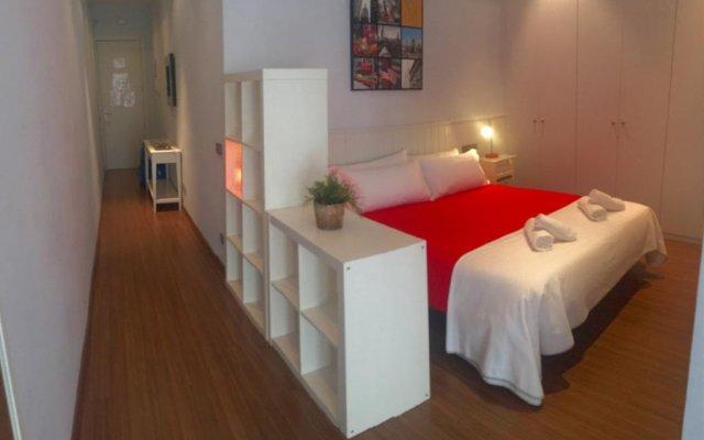 Отель Loft Pere IV Барселона комната для гостей