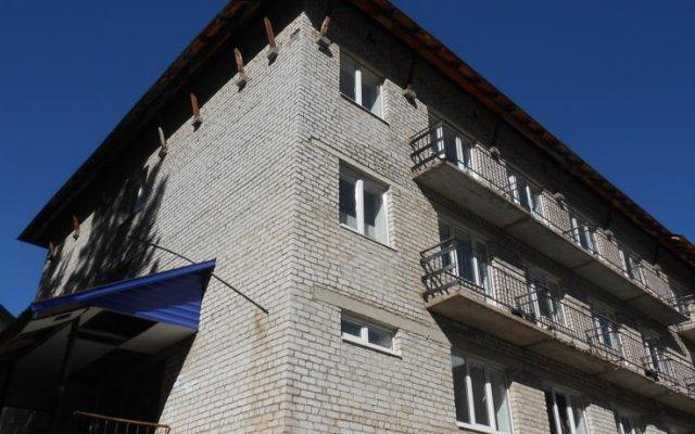Hostel Druziya вид на фасад