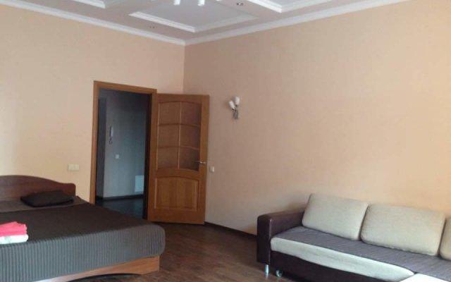 Апартаменты Nsk Flat Апартаменты на улице Ленина комната для гостей