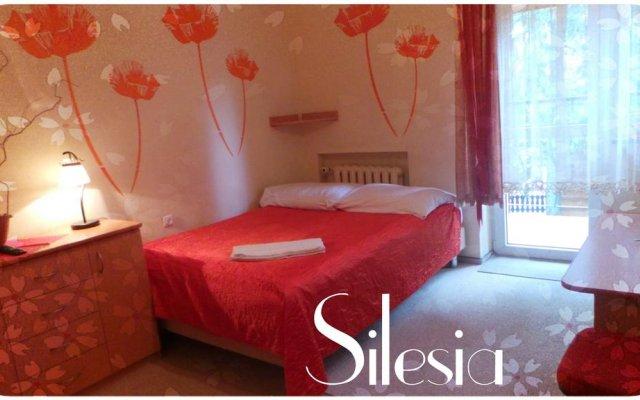 Отель Silesia комната для гостей
