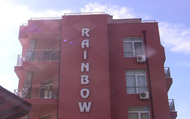Отель Holiday Apartment Rainbow 2 Болгария, Солнечный берег - отзывы, цены и фото номеров - забронировать отель Holiday Apartment Rainbow 2 онлайн вид на фасад