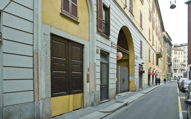 Апартаменты Brera Apartments in Garibaldi вид на фасад