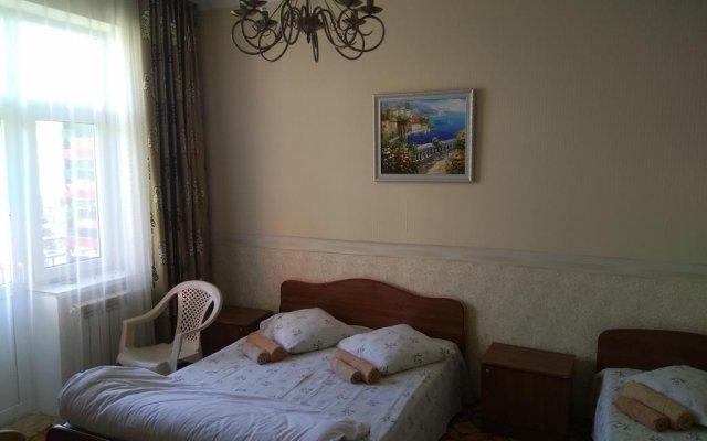 Гостиница Ostrov Sochi комната для гостей
