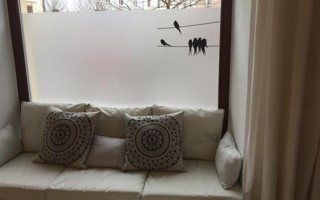 Апартаменты Cocoma Design Apartment Мюнхен комната для гостей