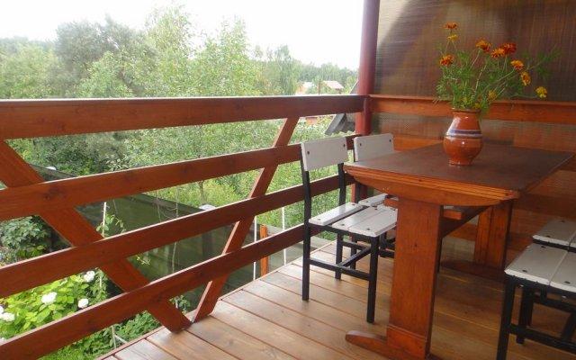 Гостиница Homely балкон