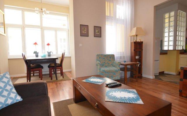 Отель Victus Apartamenty - Adams Сопот комната для гостей