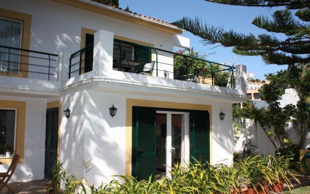 Отель Villa Echium вид на фасад