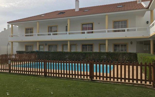 Отель Casa do Baleal вид на фасад