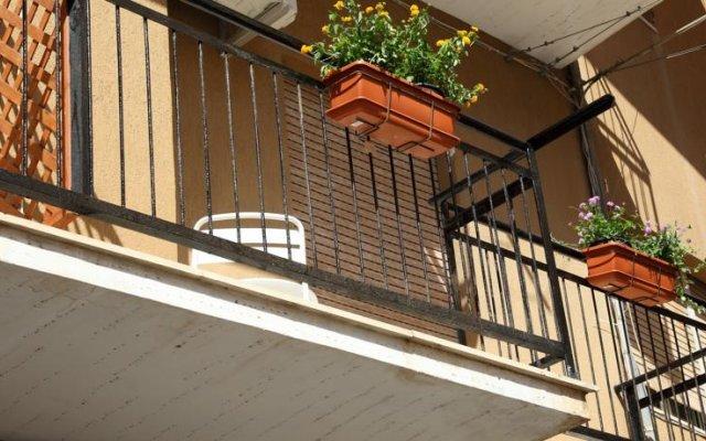 Отель Agrigento Bed Агридженто балкон